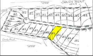 Sandy Point - Lots