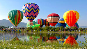 Greenville's Hot Air Balloon Festival @ Historic Hopkins Farm | Simpsonville | South Carolina | United States