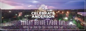 Celebrate Anderson @ Anderson Sports and Entertainment Center | Anderson | South Carolina | United States