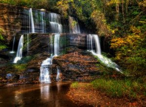 7 Short and Sweet Waterfall Hikes in South Carolina – By the Blue Wall  You'll (water)fall for these fun excursions!