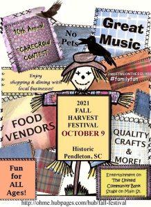 Pendleton Fall Harvest Festival